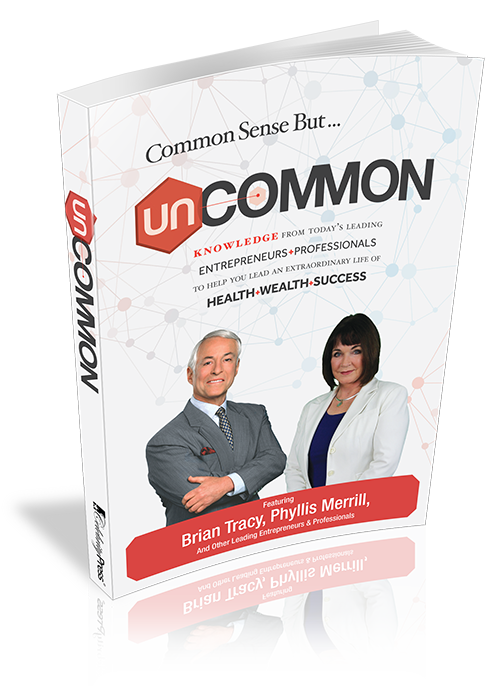 UNCOMMON featuring Phyllis Merrill and Brian Tracy